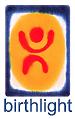 birthlight logo klein