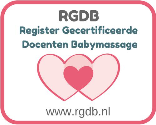 logo RGDB Babymassage
